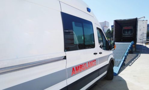 An Ambulance for Love Them All